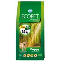 Ecopet Natural Puppy Medium 14kg