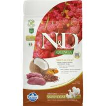 N&D Dog Quinoa Skin&coat Vadhús 800g