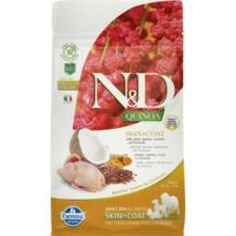 N&D Dog Quinoa Skin&coat Fürj 800g