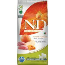 N&D Dog Grain Free vaddisznó&alma sütőtökkel adult medium/maxi 12kg