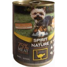 Spirit of Nature Dog konzerv Strucchússal 415gr