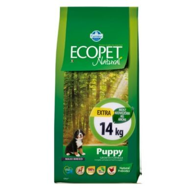 Ecopet Natural Puppy Maxi 14kg